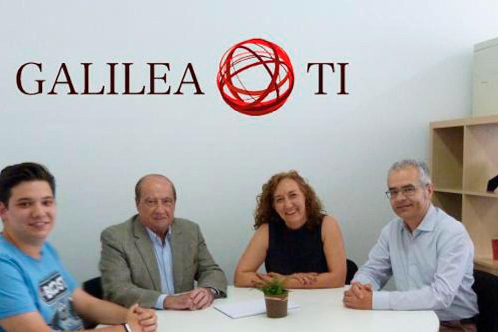Galilea TI CEEI entrevista