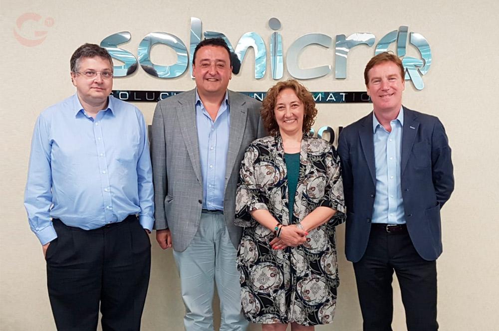 Galilea TI: Solmicro ERP en Valencia