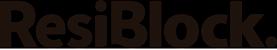 Logo Resiblock