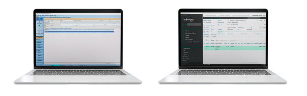 Nuevo versión 6 de Solmicro ERP